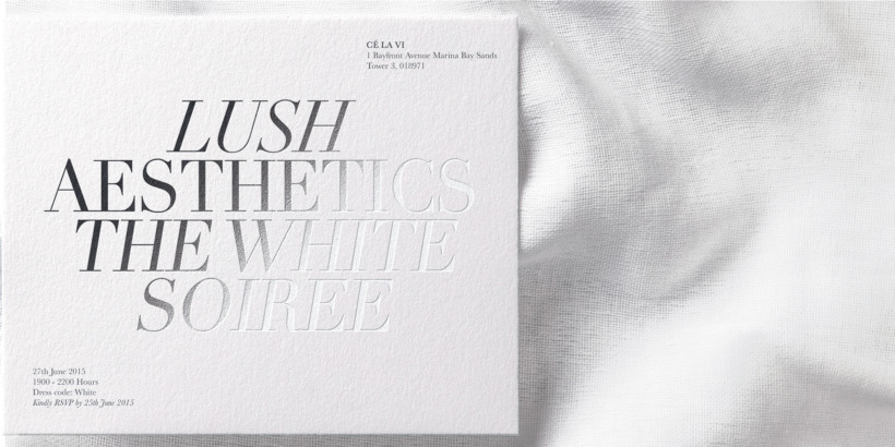 The White Soiree by Lush Aesthetics